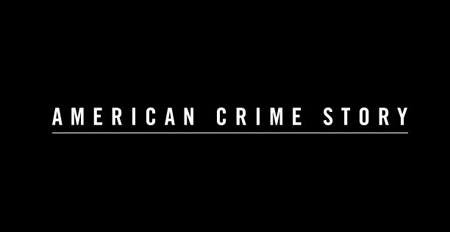 American Crime Story poster.