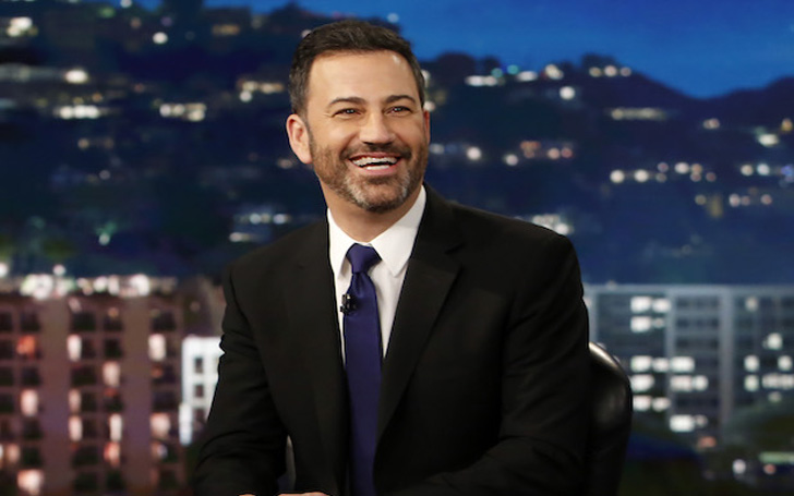 Jimmy Kimmel Made Fun Of Donald Trump For Misspelling His Name