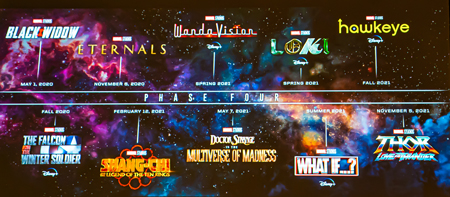 Phase 4 lineup.