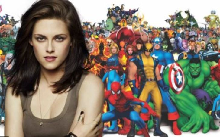 Kristen Stewart Is Eager To Play Gay Superhero
