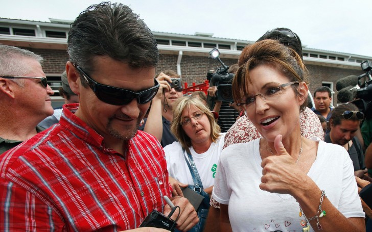 Sarah Palin's Husband Todd Files For Divorce Over Temperament Issues