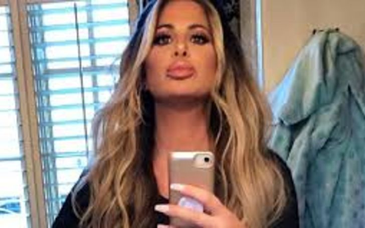 RHOA Kim Zolciak-Biermann Plastic Surgery For Lip Augmentation and Breast Reduction; Before & After Transformation