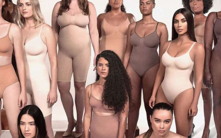 Kim Kardashian's Shapewear Line, SKIMS, Solutionwear Is a Must Try!