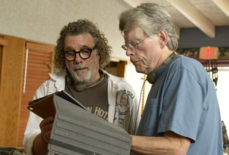 Stephen King and Jack Bender