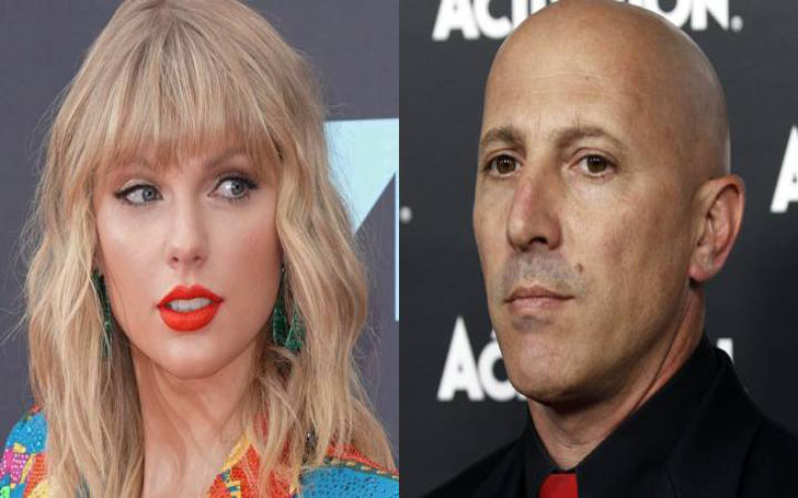 TOOL Singer Trolls Taylor Swift Using Thanos Meme
