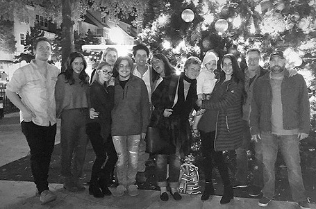 """Cole Sprouse spending the holidays with Lili Reinhart's family in Charlotte is what we're grateful for."""