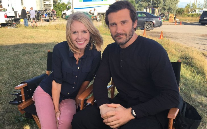 Vikings star Clive Standen's Wife Francesca Standen; How The Couple First Met?