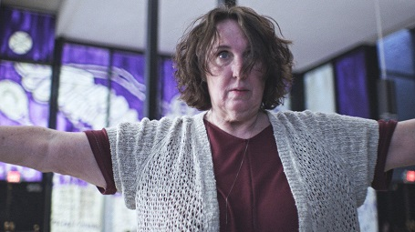 Phyllis Smith in her role in 'The OA'.