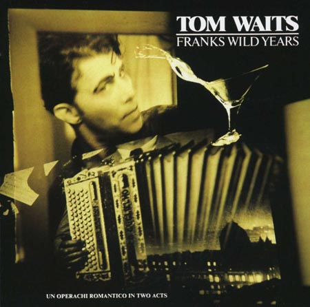 Tom Waits album cover