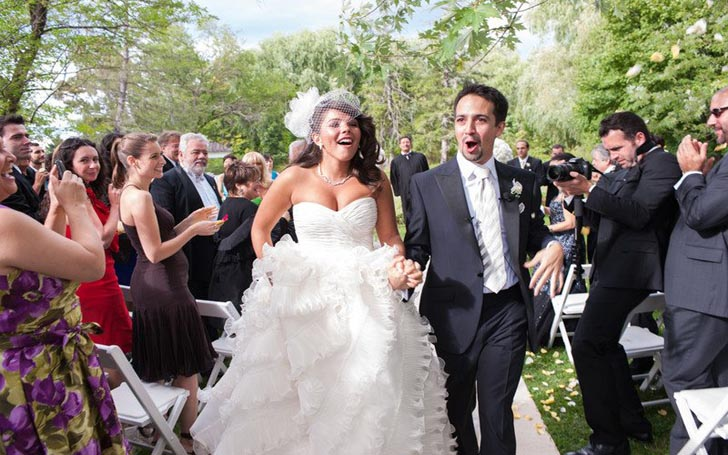Lin-Manuel Miranda's Wife Vanessa Nadal - When Did They Get Married?