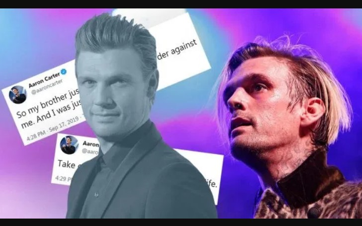 Nick Carter Gets Restraining Order Against Brother Aaron