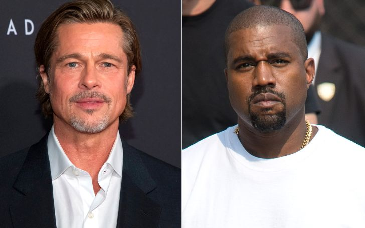 Brad Pitt Praises Kanye West's Sunday Services, 'It's Really Delightful': Talks About Faith