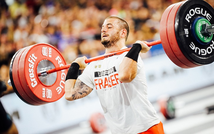 CrossFit Champion Mat Fraser is the Fittest Man on Earth