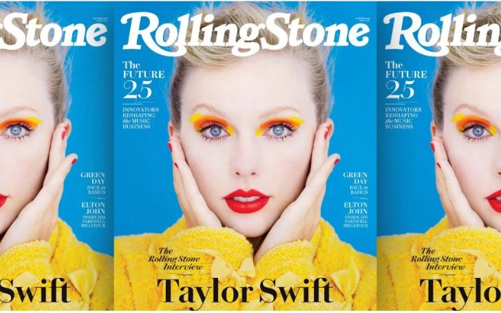 Taylor Swift Slams Kanye West Saying 'He is so two-faced' in the Rolling Stone Interview