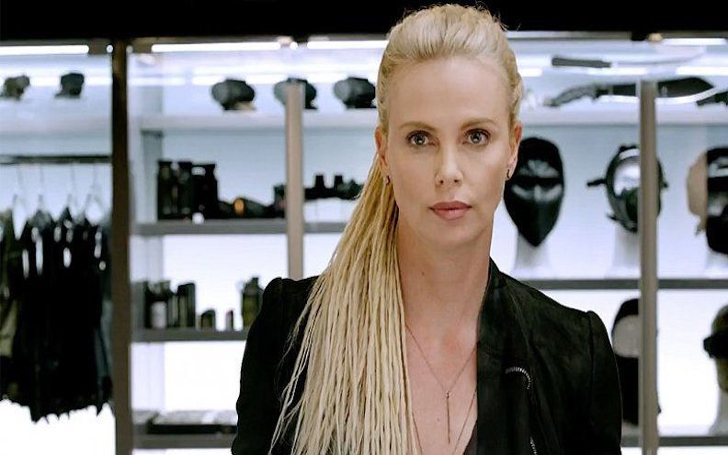 The Dreads Are Gone! Charlize Theron Debuts New Look For Cipher In Fast & Furious 9