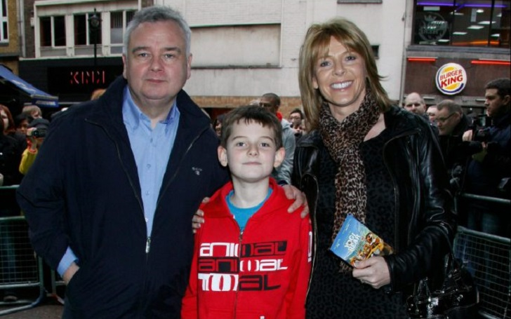 Loose Women Star Ruth Langsford Prepares for a Big Change Involving Her Son Jack as She is Ready to Set Him Free