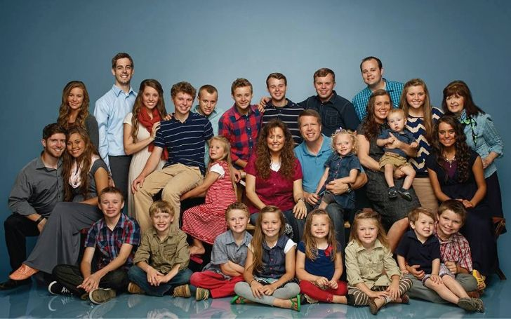 Fans Wonder if the Duggar Men Change Diapers?