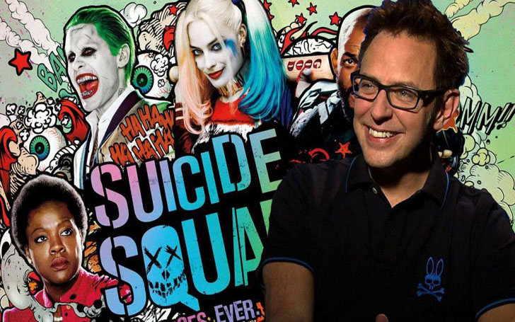 John Cena Already Filming Suicide Squad with James Gunn