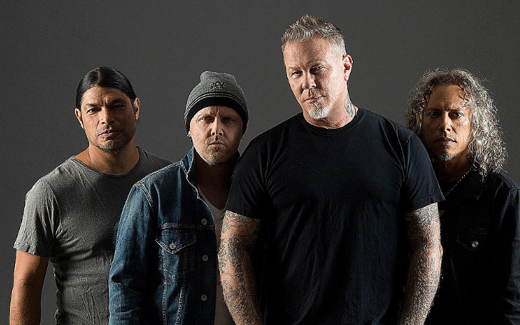 There Will Be No More Metallica Concert This Year