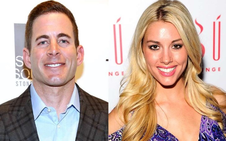 Tarek El Moussa and His Girlfriend, Heather Rae Young Moved in Together