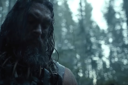 Jason Momoa is playing the character of Baba Voss in SEE.