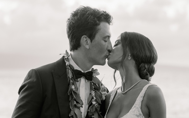 Actor Miles Teller is Married; Exchanged Vows with Model Keleigh Sperry in a Beautiful Hawaii ceremony