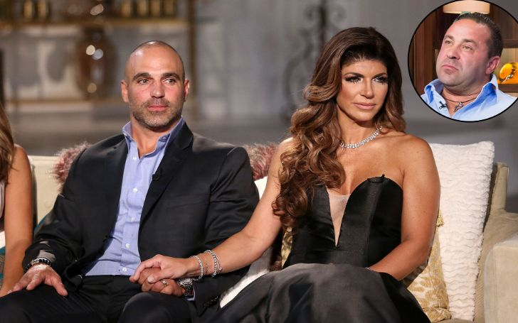 Teresa Giudice Couldn't Care Less About Joe's Deportation
