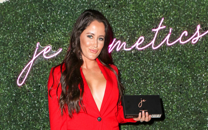 "JE Cosmetics Dropped by Manufacturer; Jenelle Evans Claps Back at ""False"" Rumors"