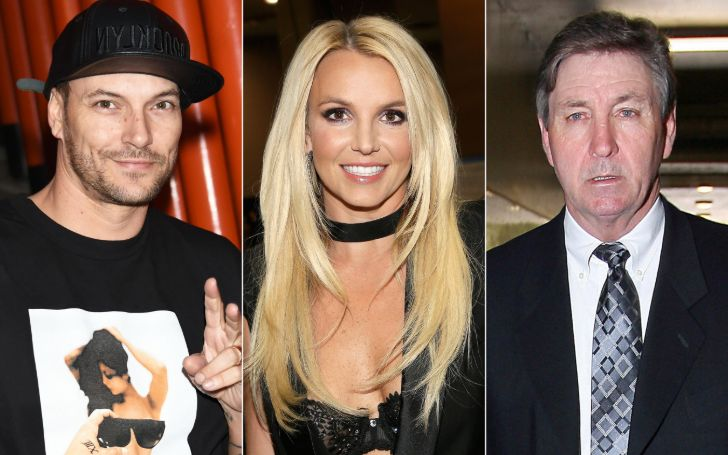 Kevin Federline Accuses Britney Spears' Father Jamie Spears of Child Abuse