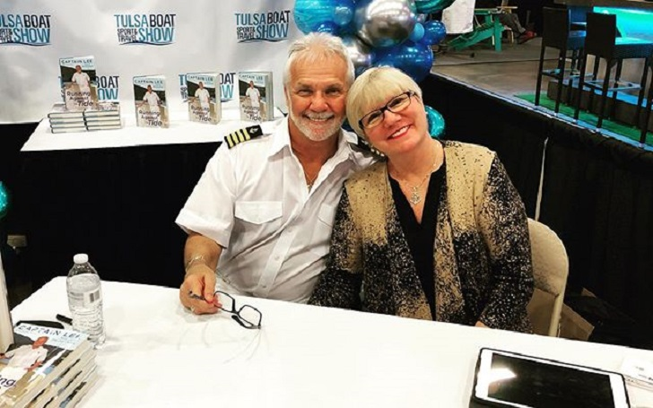 Captain Lee Rosbach - Get All The Details Of This 'Below Deck' Star And 'The Stud At The Sea'!