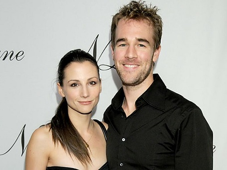 James Van Der Beek and Heather McComb were husband and wife for almost 7 years.