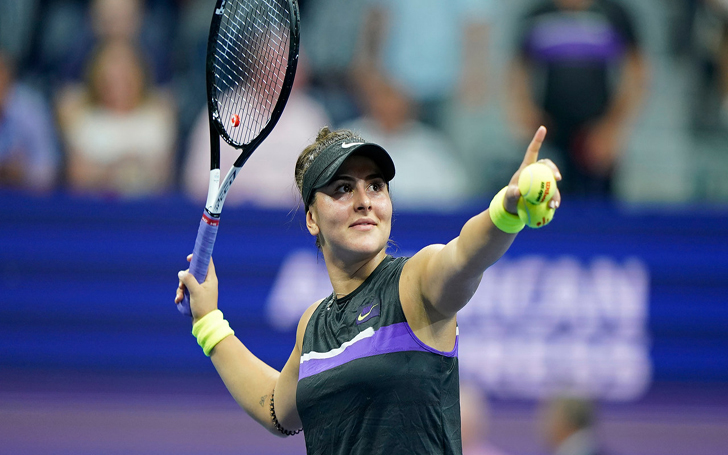 Tennis star Bianca Andreescu; Facts About the US Open Finalist