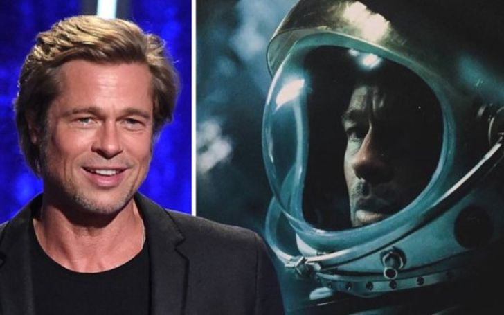 Brad Pitt's Sci-Fi Movie 'Ad Astra' To Release In Two Weeks