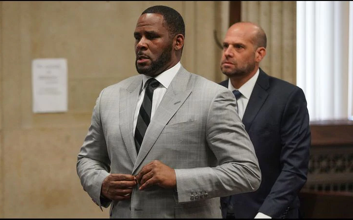 R. Kelly Is Finally Out Of Solitary Confinement And Will Join The General Population