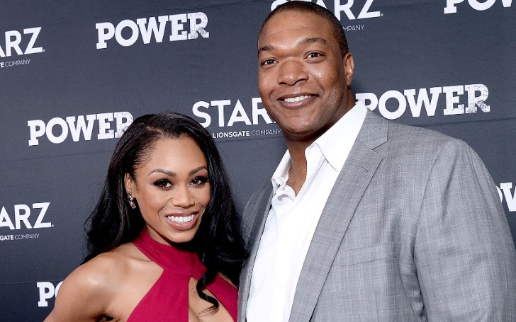 Real Housewives of Potomac Monique Samuels' Husband Chris Samuels Facts