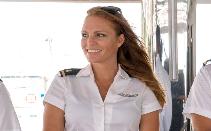 Rhylee Gerber - Everything You Need To Know About This Below Deck Cast!