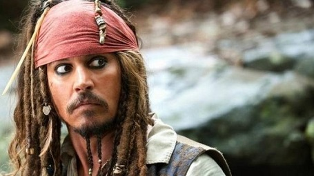 The Pirates of the Caribbean role is gone for the star.