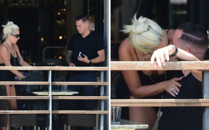 Lady Gaga Doesn't Appear To Be Hiding Her Budding Romance With Rumored Beau Dan Horton Anymore