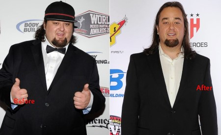 Chumlee's weight loss surgery journey.