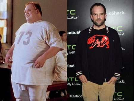 Ethan Suplee - Before and after photos for his weight loss transformation story.