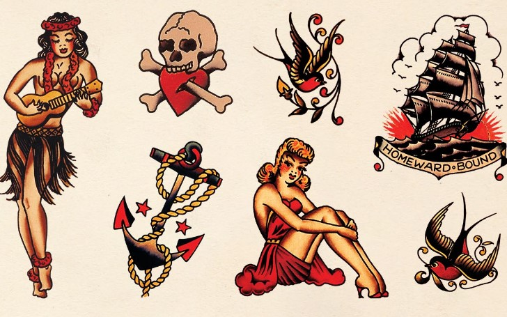 Know more about Sailor Jerry - Collins Norman and Also Top 6 Sailor Jerry Tattoo Designs Inspiration For Your Next Tattoo