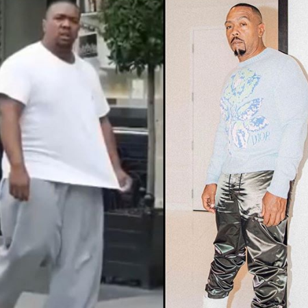 timbaland then and now