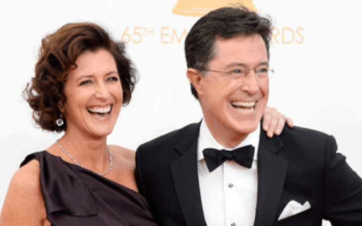 Evelyn McGee-Colbert - Wife of Stephen Colbert, Facts to Know About Her