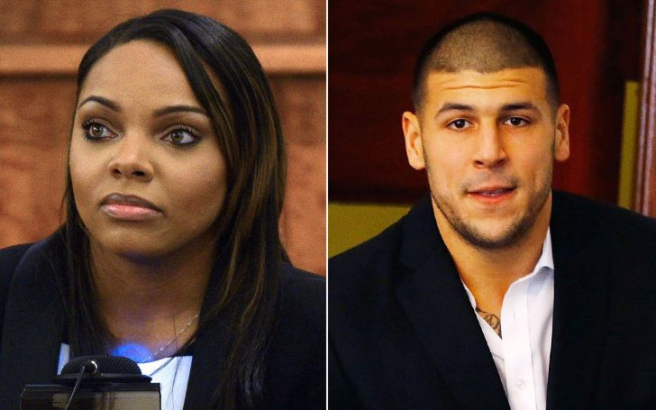 Aaron Hernandez's Fiancee Shayanna Jenkins-Hernandez speaks out after Netflix documentary release