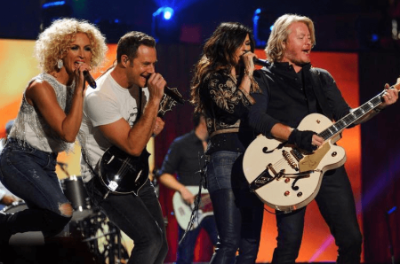 Jimi is the member of the band Little Big Town.