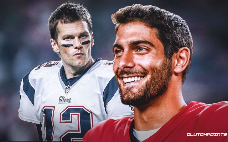 Tom Brady helped NFL star Jimmy Garoppolo find a Girlfriend