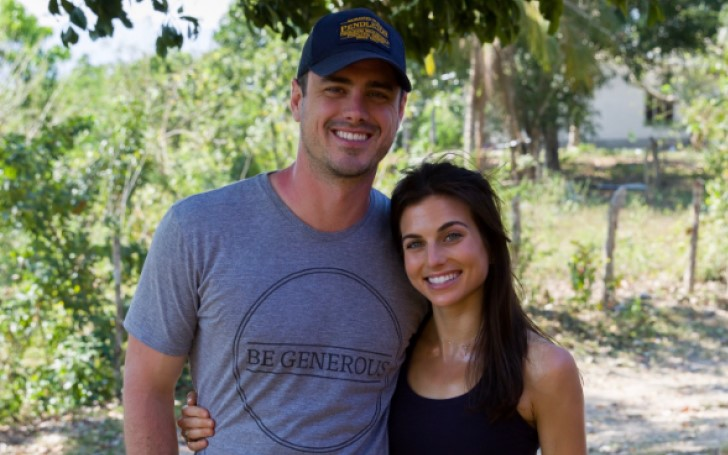 The Bachelor Star Ben Higgins Says He is Ready to Pop the Question to Girlfriend Jessica Clarke