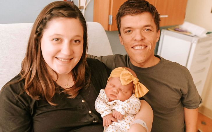 Tori Roloff of 'Little People Big World' Reveals Baby Lilah is a Little Person