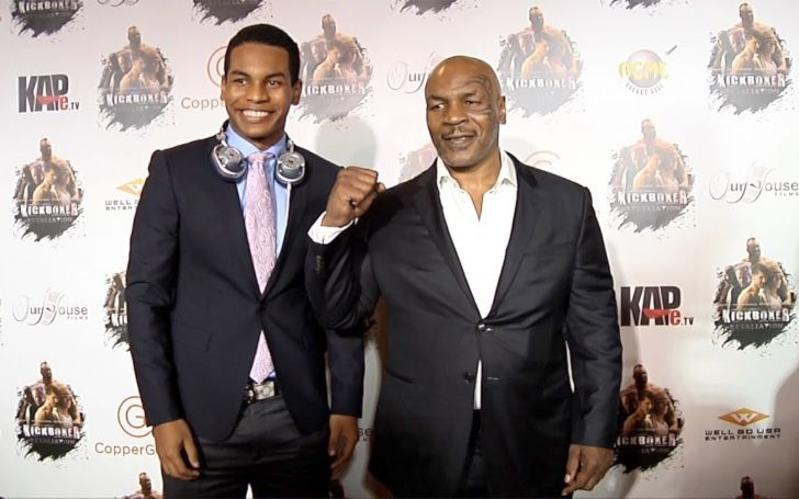 Details - Will Mike Tyson's Son Miguel Leon Tyson, aka Mike Tyson Jr., Follow in His Father's Footsteps?