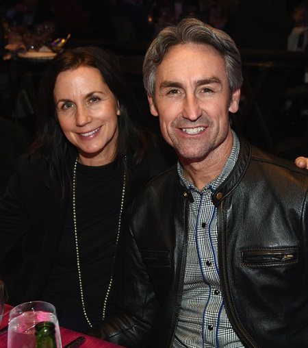 Jodi Faeth and Mike Wolfe of American Pickers attend the second annual 'An Evening Of Scott Hamilton & Friends' hosted by Scott Hamilton to benefit The Scott Hamilton CARES Foundation on November 19, 2017 in Nashville, Tennessee.
